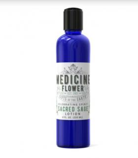 Hand & Body Lotion Sacred Sage Medicine Flower