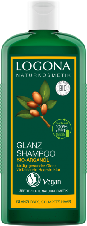 Shampoo Shine for normal hair Logona by Natural Europe